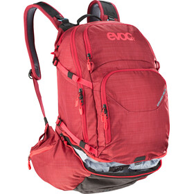 EVOC Explr Pro Technical Performance Pack 26L, heather ruby